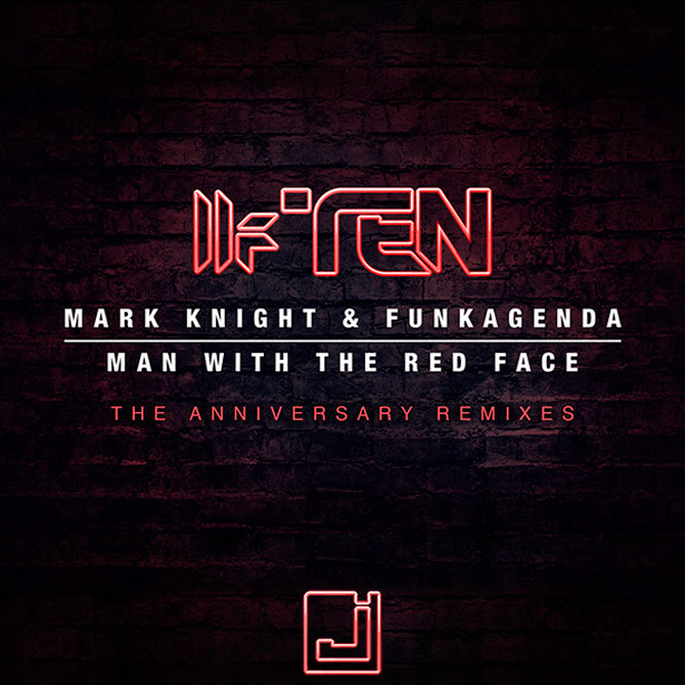 Man With The Red Face by MARK KNIGHT & FUNKAGENDA