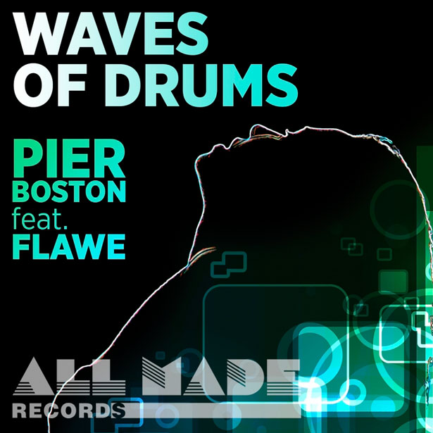Waves of Drums by Pier Boston