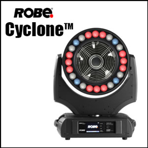 Cyclone by ROBE