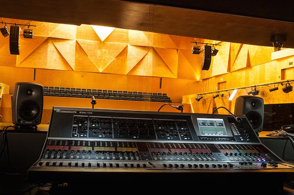 ALLEN & HEATH ILIVE INSTALLED THROUGHOUT NEW POLISH PHILHARMONIC HALL
