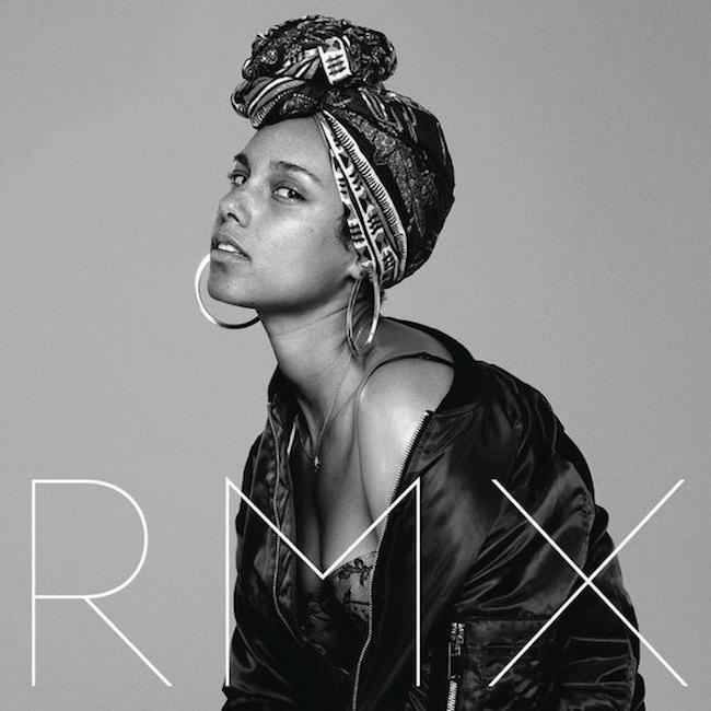 "Alicia Keys - ""In Common (The Remixes)"""