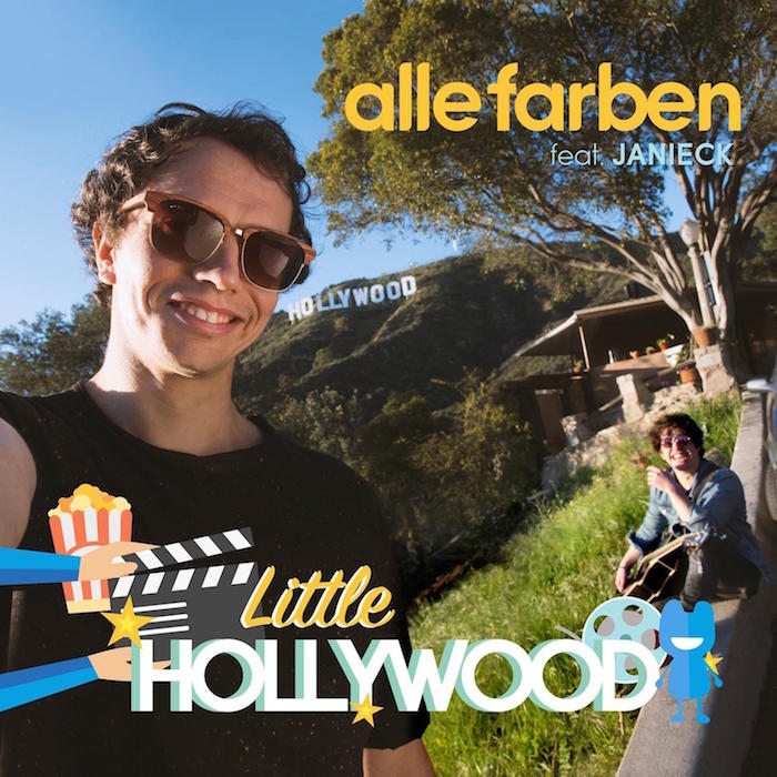 Alle Farben feat. Janieck - Little Hollywood