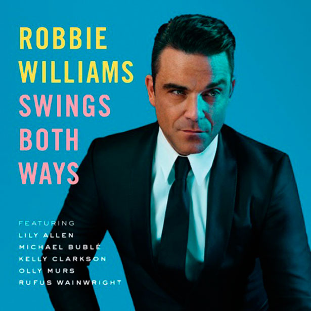 Swing Both Ways by Robbie Williams